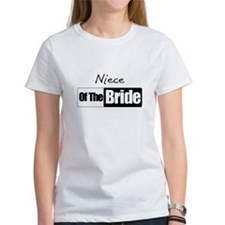 Niece of the Bride Tee