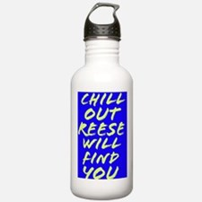 Cute saying for any pe Water Bottle