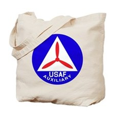 Civil Air Patrol Shield Tote Bag