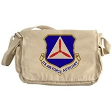 Civil Air Patrol Shield Messenger Bag