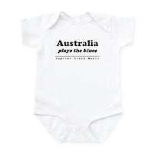 Oz Blues -  Infant Bodysuit