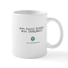 Move Beyond VLOOKUP Mug