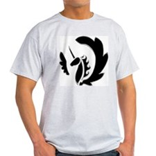 Black Alicorn T-Shirt
