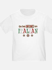 Italian Moms T
