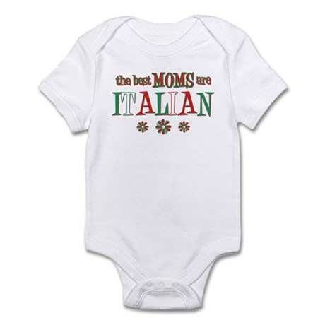 Italian Moms Infant Bodysuit