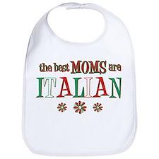 Italian Moms Bib