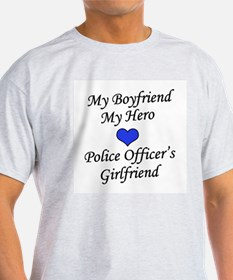 Police Officer's Girlfriend T-Shirt