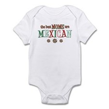 Mexican Moms Infant Bodysuit
