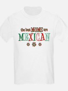 Mexican Moms T-Shirt