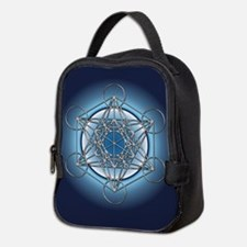 Metatrons Cube Neoprene Lunch Bag