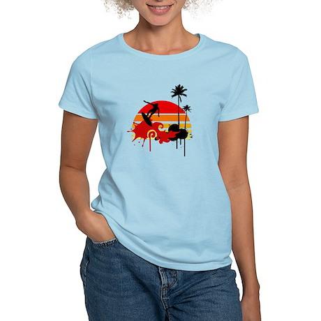 Sun and Surf Women's Light T-Shirt