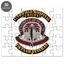 DUI - 17th Field Hospital Puzzle