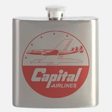 Capital Airlines Constellation Flask
