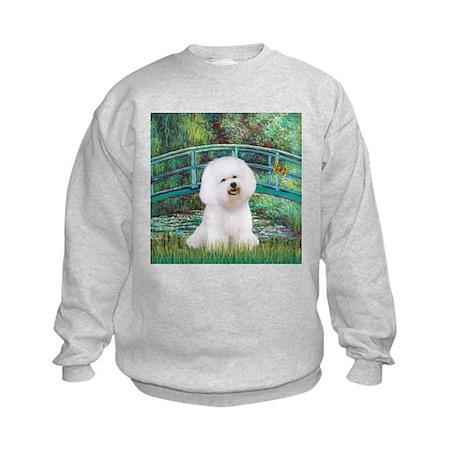 Bridge & Bichon Kids Sweatshirt