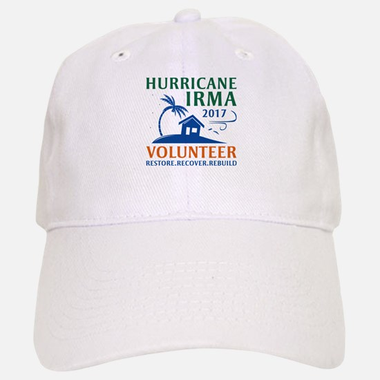 Hurricane Irma Volunteer Hat