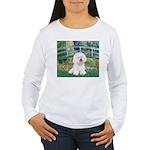 Bridge & Bichon Women's Long Sleeve T-Shirt