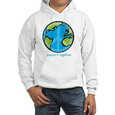 peace it together Hoodie