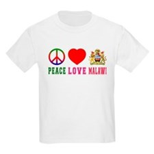Peace Love Malawi T-Shirt