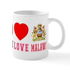Peace Love Malawi Mug