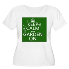 Keep Calm and T-Shirt