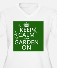 Keep Calm and Gar T-Shirt