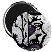 shadow puppetry Magnet
