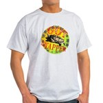 Snapping Turtle products Light T-Shirt