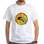 Snapping Turtle products White T-Shirt