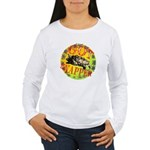 Snapping Turtle products Women's Long Sleeve T-Shi