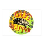 Snapping Turtle products Postcards (Package of 8)