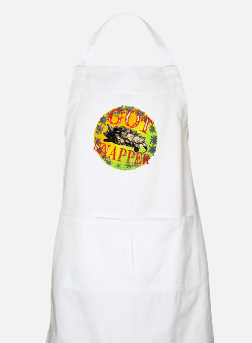 Snapping Turtle products BBQ Apron
