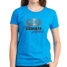 Proud Airborne Girlfriend Tee
