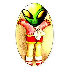 Alien hugs Decal