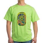 Douglas County Sheriff Green T-Shirt
