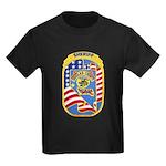 Douglas County Sheriff Kids Dark T-Shirt
