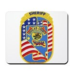 Douglas County Sheriff Mousepad