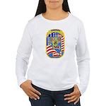 Douglas County Sheriff Women's Long Sleeve T-Shirt