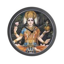 817lakshmi Wall Clock