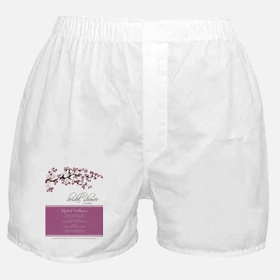 1-bridal-shower_blossom_lilac Boxer Shorts