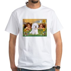 Angels/Bichon Frise Shirt