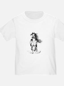 Runner Arabian Horse T