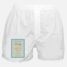 4-bicycle-built-for-two_blue Boxer Shorts