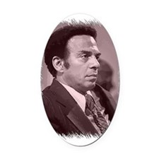 Andrew Young Oval Car Magnet