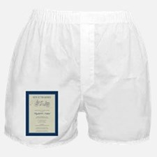 4-bicycle-built-for-two_navy Boxer Shorts