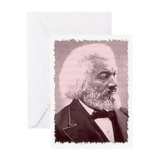 Frederick Douglass 2 Greeting Card