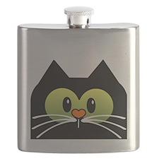 Im a Cat rescuer and I love it new design Flask