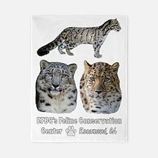 Leopards Twin Duvet