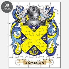 Jameson Coat of Arms (Family Crest) Puzzle
