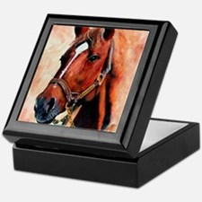 Triple Crown Keepsake Box