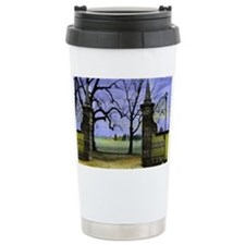 Open Wide Travel Coffee Mug